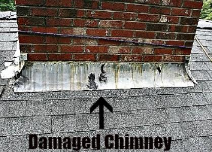 Chimney Damage