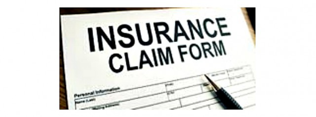 Form for Insurance Claims