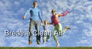 Breathe Clean Air