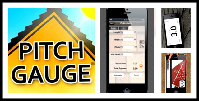 Pitch Gauge App