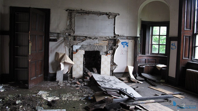 Philadelphia fire damage restoration
